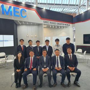 EMO Hannover 2019: Smec Vina định hình sản xuất của tương lai