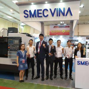 SMEC VINA tham gia triểm lãm MTA HANOI 2018