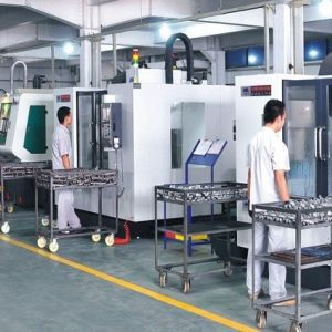 An toàn khi sử dụng máy CNC