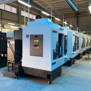 Installation and commissioning of 20 SM400 small milling machines at SUNGNAM VINA workshop