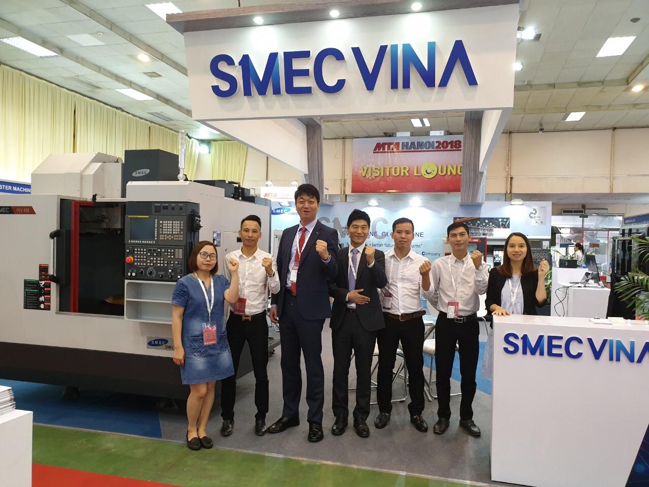 SMEC VINA participated in MTA HANOI 2018